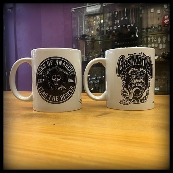Mugs SOA, Gas Monkey