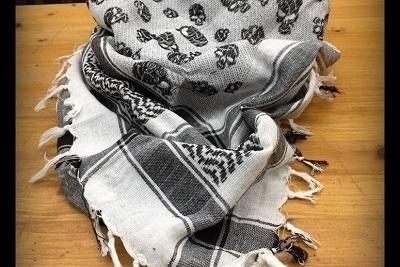 Keffieh, foulards, bandanas