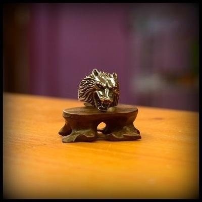 Chevalière en Inox