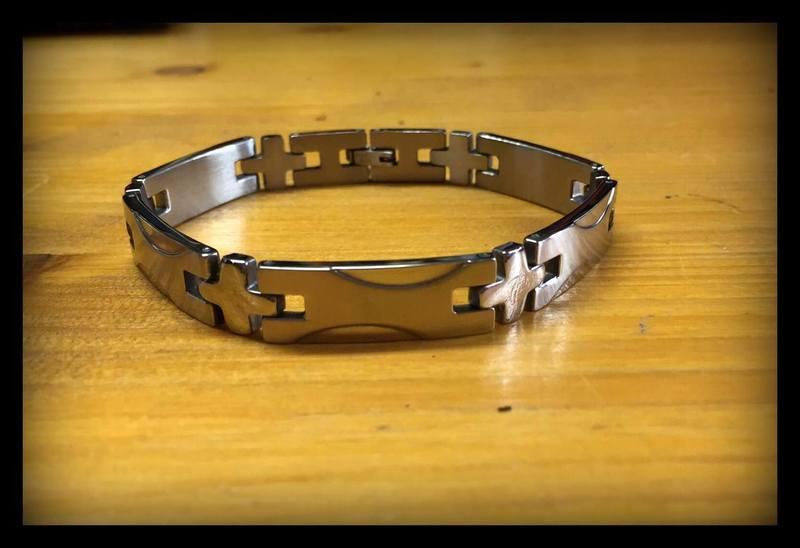 Bracelet en inox
