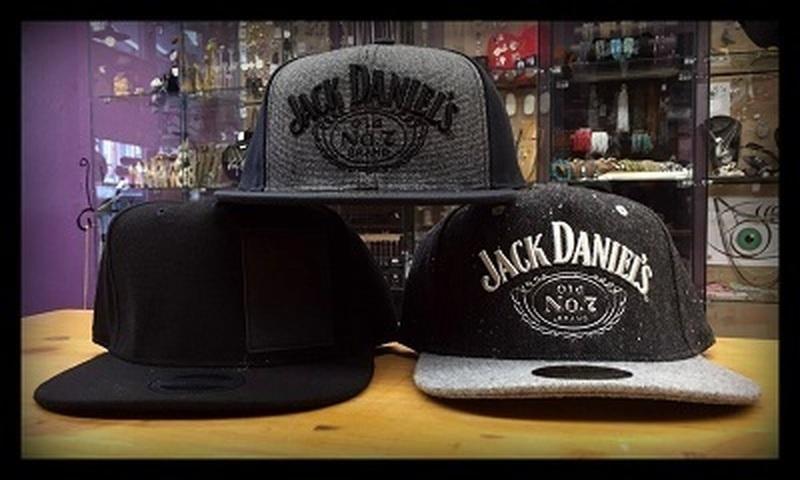 Casquettes Jack Daniels