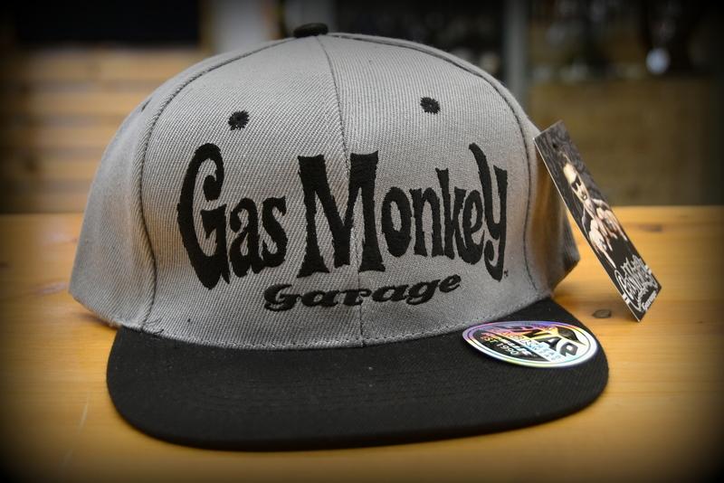 Casquettes Gas Monkey
