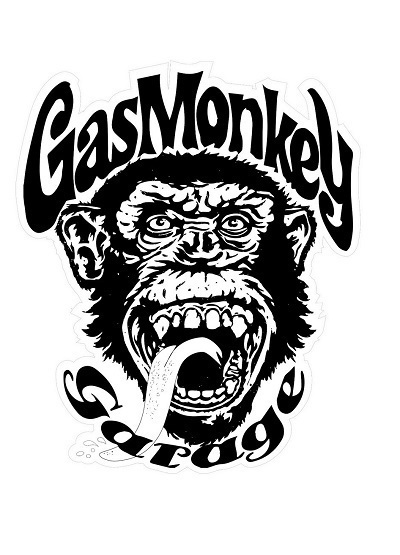 """T-shirts """"Gas Monkey"""""""