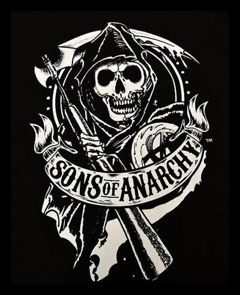 """T-shirts """"Sons of Anarchy"""""""